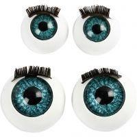 Big Eyes, D: 12+17 mm, 2x50 pc/ 1 pack