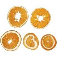 Dried orange slices, D: 40-60 mm, 5 pc/ 1 pack