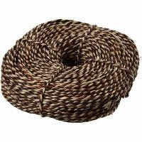 Sea grass, thickness 3,5-4 mm, brown, 500 g/ 1 bundle