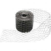 Wire Netting, W: 13 cm, 20 m/ 1 roll