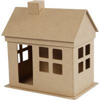 House, H: 23 cm, depth 14,5 cm, L: 22,5 cm, 1 pc