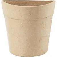 Wall pot, H: 10 cm, 1 pc