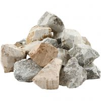 Soapstone, Content may vary , assorted colours, 10 kg/ 1 pack