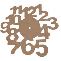 Face Dial, D: 30 cm, thickness 3 mm, 1 pc