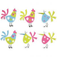 Hens, 78 pc/ 1 pack
