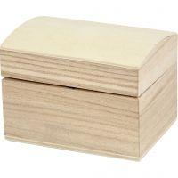Treasure Chest, size 8x6x4,5 cm, 1 pc