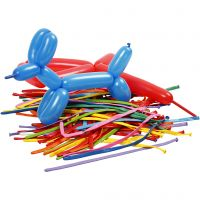 Balloon-modelling Balloons, Modelling , L: 152 cm, 100 pc/ 1 pack