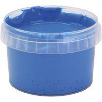 PRIMO finger paint, blue, 250 ml/ 1 bottle
