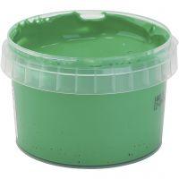PRIMO finger paint, green, 250 ml/ 1 bottle