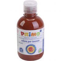 Textile paint, brown, 300 ml/ 1 bottle
