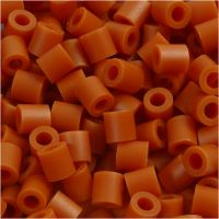 PhotoPearls, size 5x5 mm, hole size 2,5 mm, redbrown (5), 1100 pc/ 1 pack