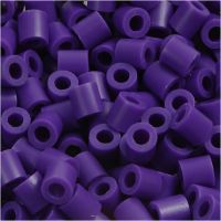 PhotoPearls, size 5x5 mm, hole size 2,5 mm, dark purple (11), 1100 pc/ 1 pack