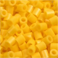 PhotoPearls, size 5x5 mm, hole size 2,5 mm, yellow (14), 1100 pc/ 1 pack