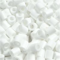 PhotoPearls, size 5x5 mm, hole size 2,5 mm, white (15), 6000 pc/ 1 pack