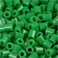 PhotoPearls, size 5x5 mm, hole size 2,5 mm, green (16), 1100 pc/ 1 pack