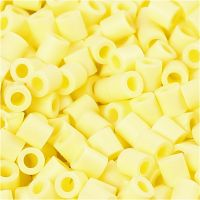 PhotoPearls, size 5x5 mm, hole size 2,5 mm, light yellow (21), 1100 pc/ 1 pack