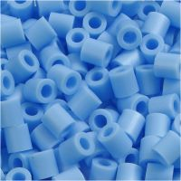 PhotoPearls, size 5x5 mm, hole size 2,5 mm, pastel blue (23), 1100 pc/ 1 pack