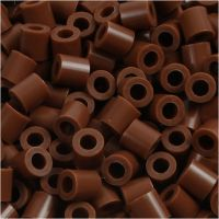 PhotoPearls, size 5x5 mm, hole size 2,5 mm, chocolate (27), 6000 pc/ 1 pack