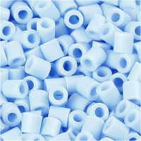 PhotoPearls, size 5x5 mm, hole size 2,5 mm, light blue (28), 1100 pc/ 1 pack