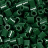 PhotoPearls, size 5x5 mm, hole size 2,5 mm, dark green (9), 1100 pc/ 1 pack