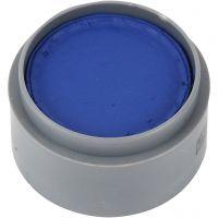 Water-based Face Paint, dark blue, 15 ml/ 1 tub