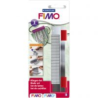 FIMO mixed blade set, 3 pc/ 1 pack