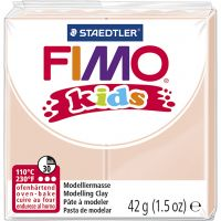 FIMO® Kids Clay, light beige, 42 g/ 1 pack
