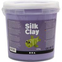 Silk Clay®, purple, 650 g/ 1 bucket