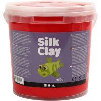Silk Clay®, red, 650 g/ 1 bucket