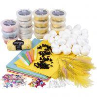 Silk Clay building set, 1 set