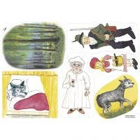 Flano Tales, 1 pc/ 1 pack