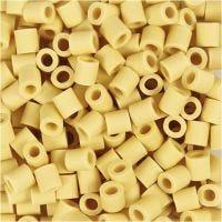 Nabbi Bio Beads, size 5x5 mm, medium, yellow, 3000 pc/ 1 pack