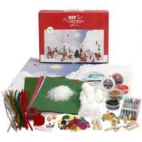 Christmas Landscape Kit, 1 set