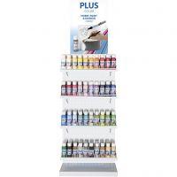 Plus Color Craft Paint Assortment, 240 bottle/ 1 pack