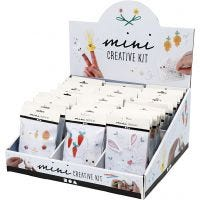 Mini Creative Kit, H: 539 mm, depth 410 mm, W: 460 mm, 54 set/ 1 pack