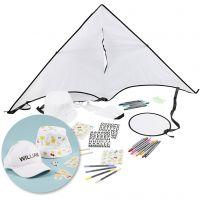 Creative kit – Textile decoration, 1 set