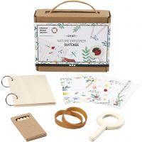 Nature explorer suitcase, 1 set