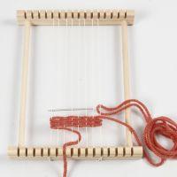 How to plain/tabby weave