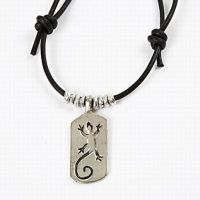A Cord with a Pendant