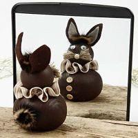 An Easter Bunny ready for the Festivities