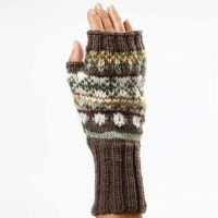 Warm and Beautiful Hand-Knitting