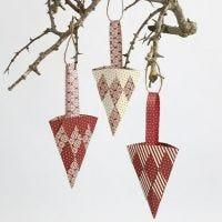 Woven Cones from Vivi Gade