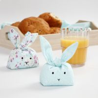 Bunny Rabbits for Decoration or Play filled with Plastic Pellets