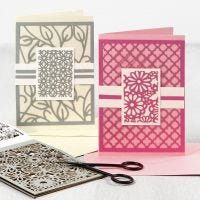 Greeting Cards with laced Card Designs